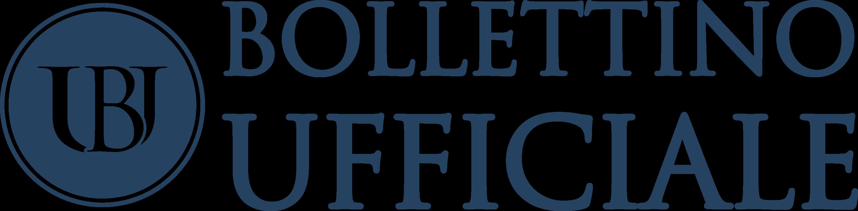 Bollettino Ufficiale online